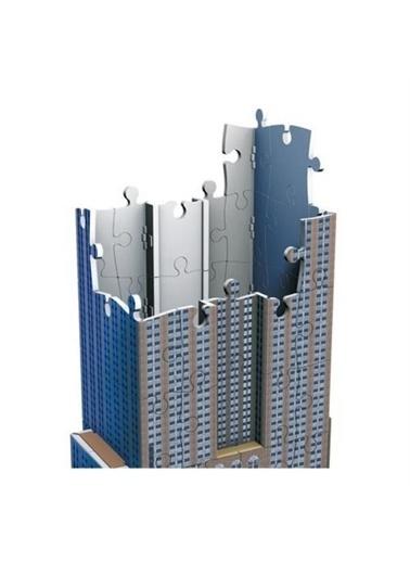 Ravensburger Empire State Binası 3D Puzzle 125531 Renkli